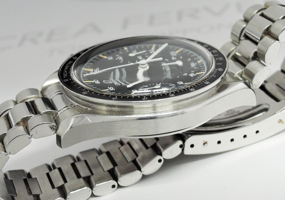 OMEGA スピードマスター 3510.50 クロノグラフ SS 黒文字盤 自動巻 メンズ腕時計 ステンレス 【委託時計】