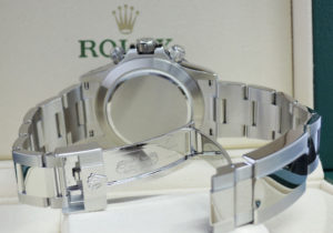 ROLEX デイトナ DAYTONA 116500LN 黒 日本ロレックス保証書 国内正規品 未使用品 【委託時計】