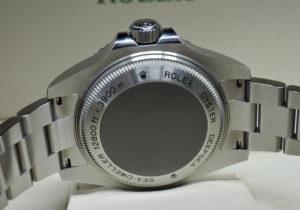ROLEX シードゥエラー 116660 ディープシー Dブルー オイスター メンズ 腕時計 2017年保証書 ランダム 【委託時計】