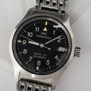 マーク12 マーク XII IW442102 自動巻 Cal.964 125周年 ジャガー・ルクルトムーブメント 腕時計 【委託時計】