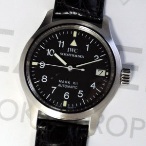 IWC マーク12 マーク XII IW442101 パイロットウォッチ 自動巻 レディース 腕時計 IW7402
