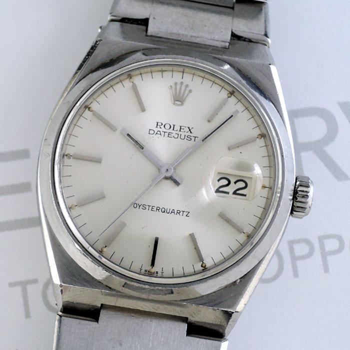 purchase cheap cc040 0a925 ロレックス ROLEX オイスタークォーツ デイトジャスト 17000 ...