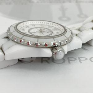 シャネルCHANEL J12 H2570 29mm セラミック ダイヤ マザーオブパール IT7568