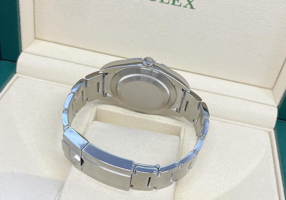 ロレックス ROLEX エクスプローラーⅠ explorer 214270 ランダム SS 自動巻 メンズ 未使用 完品 保証書2020年