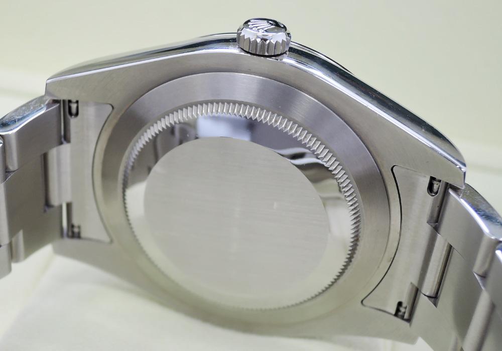 ロレックス ROLEX 116300 デイトジャストⅡ ランダム品番 グレー文字盤 保証書有 IT7912