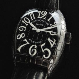 トノウカーベックス ブラッククロコ 8880SC BLKCRO ※1円~ヤフオク中【中古時計】