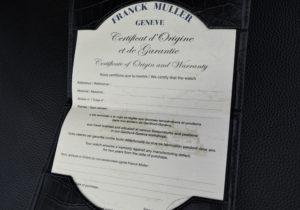 フランクミュラー FRANCK MULLER 902QZD1R ロングアイランド ダイヤベゼル レディース 自動巻 純正ブレス 箱 国際保証書 購入店保証書 CF7662