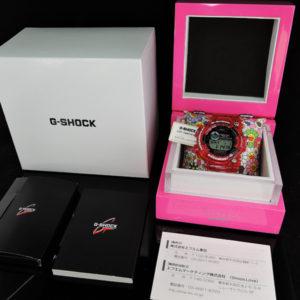 村上隆×G-SHOCK TOKYO FM開局40周年記念限定モデル 新品