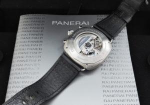 パネライ PANERAI ラジオミール レガッタ2010 REGATTA PAM00343 世界限定500本 チタン 保証書 限定証明書 IT7653