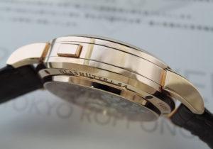 LANGE&SOHNE ランゲ&ゾーネ ダトグラフ 403.032 18Kローズゴールド 革 手巻 39mm スケルトンバック 箱 保証書