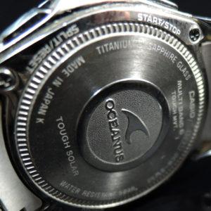 オシアナス マンタ ソーラー電波時計 OCW-S1250TC-1AJF